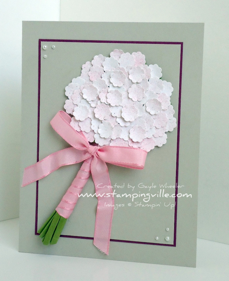 A bouquet card for the bride to be for Images of wedding shower cards