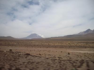 Fumarola volcán Misti, Arequipa, Perú, La vuelta al mundo de Asun y Ricardo, round the world, mundoporlibre.com