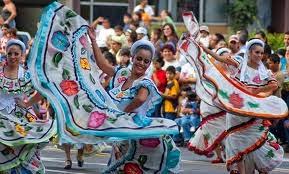 Desfile Fiestas de octubre Guadalajara 2014