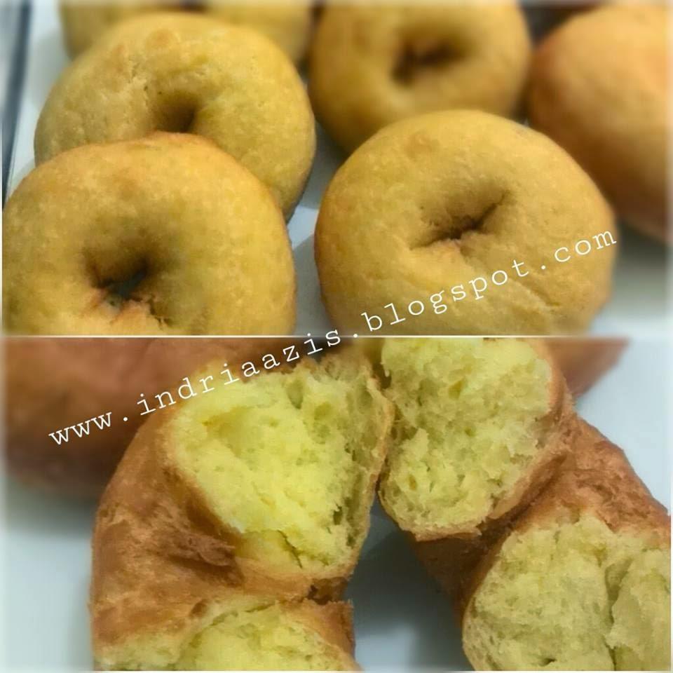 My little note: donat kentang frozen resep ala NCC