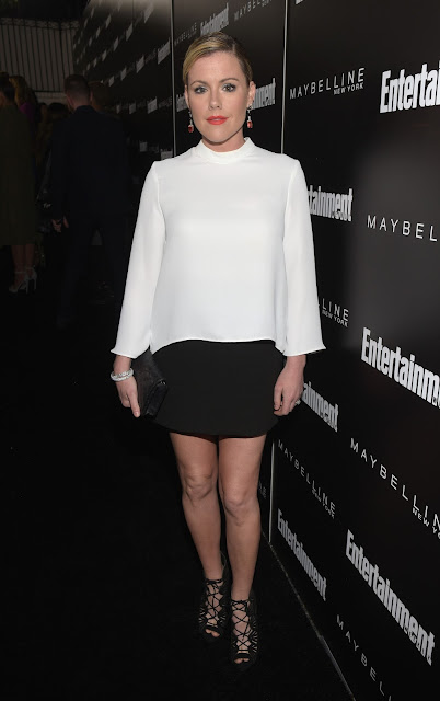 Actress, @ Kathleen Robertson - Entertainment Weekly's celebration honoring The Screen Actors Guild in LA