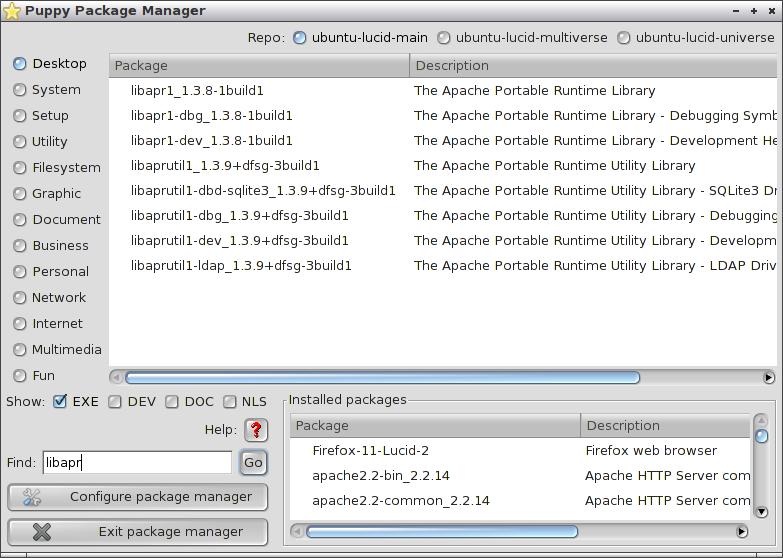 Apache Server Download Linux