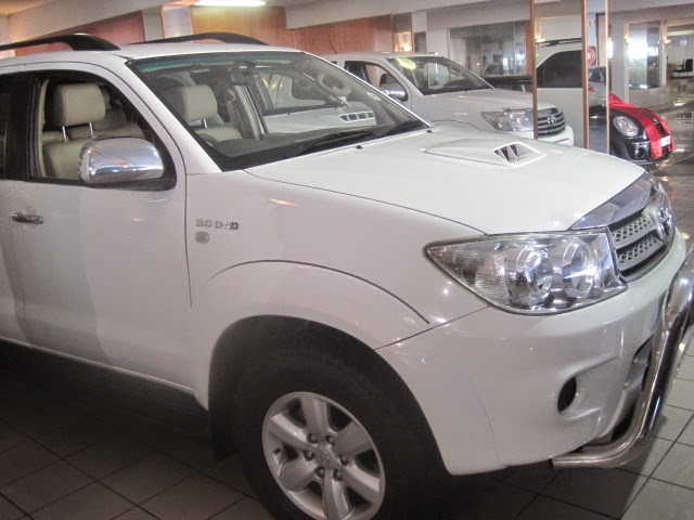 Used Cars for sale Toyota Fortuner 3.0 Cape Town