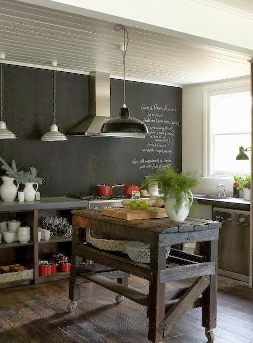 L 39 appartamento al piano di sotto un 39 idea che spacca - Vernice per cucina ...