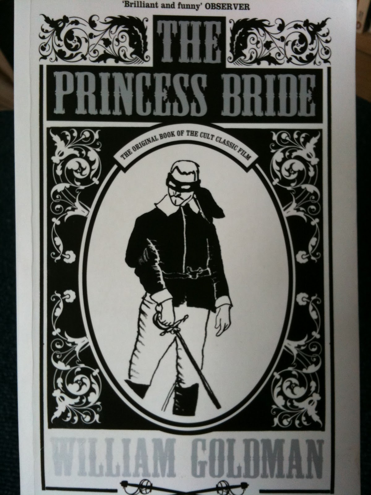 princess bride novel essay The princess bride book summary & chapter summaries of the princess bride novel.