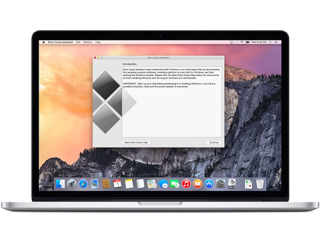 Apple Updates Boot Camp