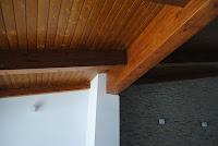 Tejado de madera