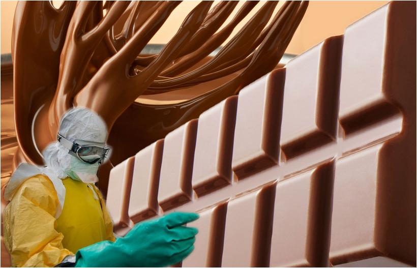 Chocolate and Ebola