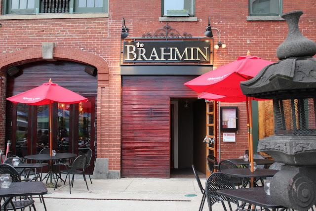 The Brahmin, Boston, Mass.