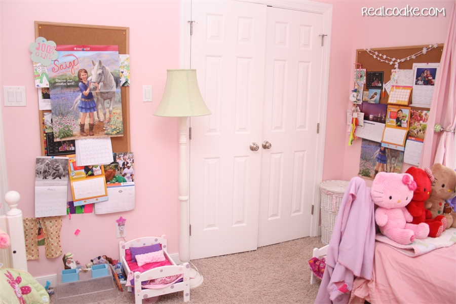 Things Are A Moving Girls Bedroom Ideas The Real Thing With The Coake Family