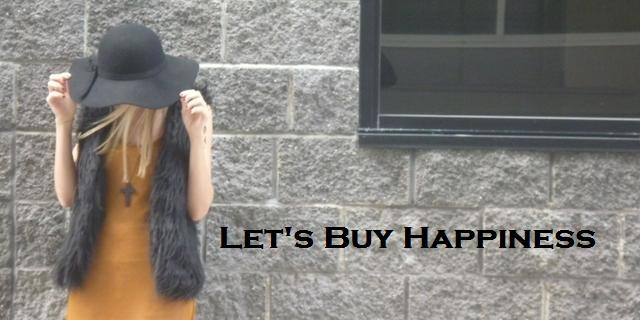 Let's Buy Happiness