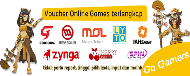Voucher Games Harga Grosir