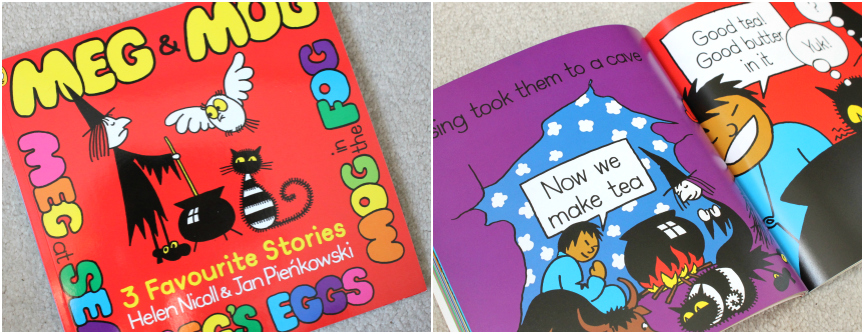Kids Halloween Books, meg and omg, meg at sea, megs eggs