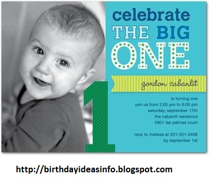 Birthday Ideas Invitations of First Birthday Ideas – First Birthday Sayings for Invitations
