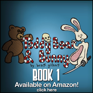 TTEDDY BEAR & BUNNY Book 1