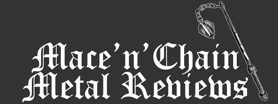 Mace'n'Chain Metal Reviews