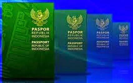 mudah membuat paspor