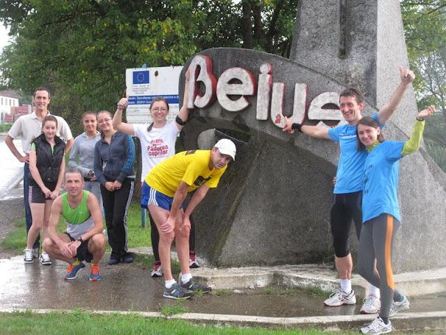 Remus Sime prezintă a 4-a ediţie a evenimentului caritabil Alerg Pentru o Cauză. 12 Septembrie. Timişoara - Beiuş