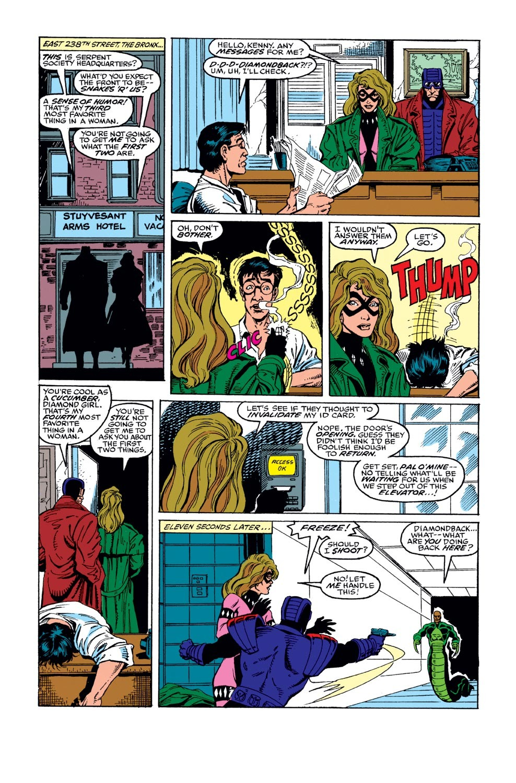 Captain America (1968) Issue #381 #314 - English 14