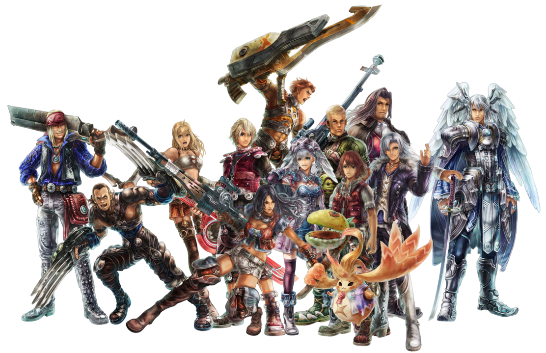 Xenoblade HD & Widescreen Wallpaper 0.982879613488693