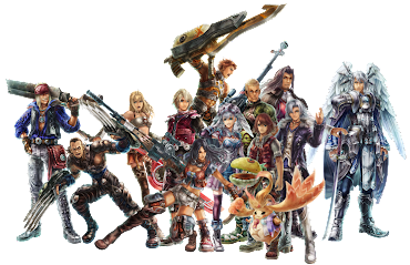 #9 Xenoblade Chronicles Wallpaper