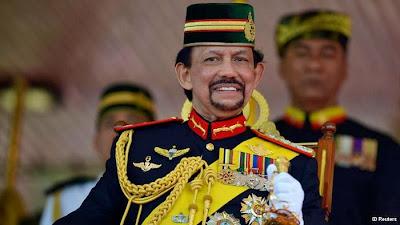 Brunei Laksana Hukum Syariah