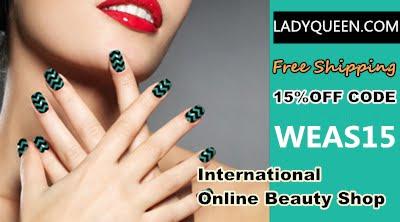 15% Off Code LadyQueen.com