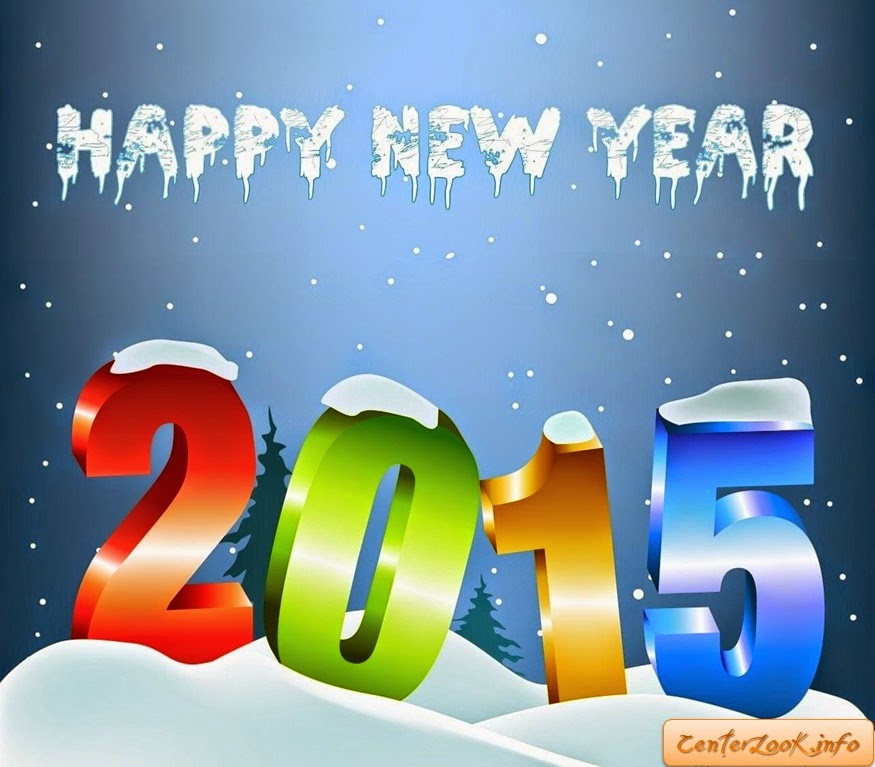 نتيجة العام الميلادي الجديد 2015 السنة الجديدة