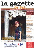 la Gazette de Bali août 2011