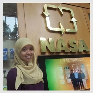 Distributor Resmi NASA