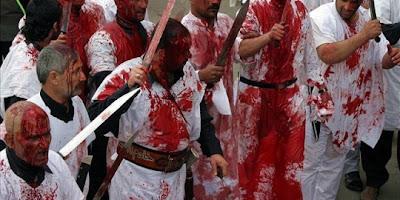 Menyeramkan Tradisi Aneh dan Mengerikan di Dunia