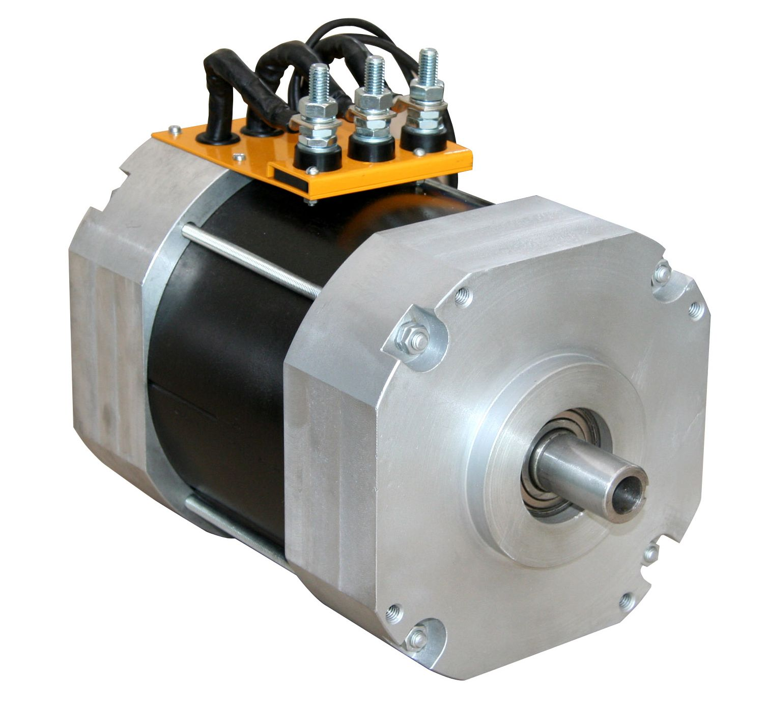 Electric motors for cars for Ac and dc motor