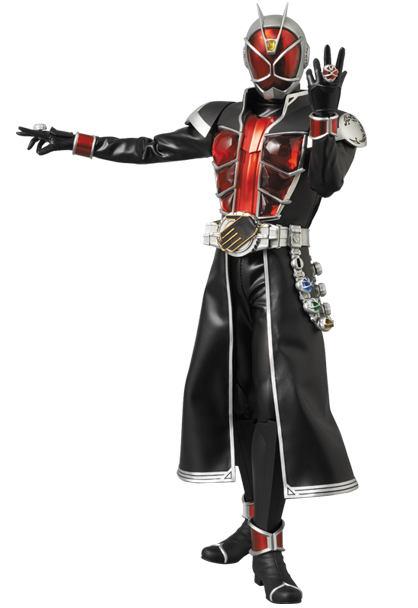 Medicom Project BM 1/6 Scale Kamen Rider Wizard figure