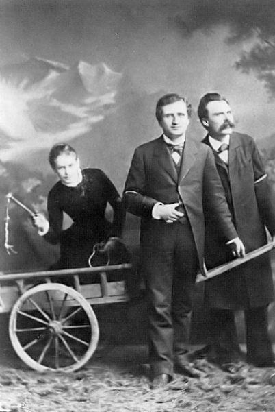 Nietzsche - Paul Ree - Lou Andreas Salomé