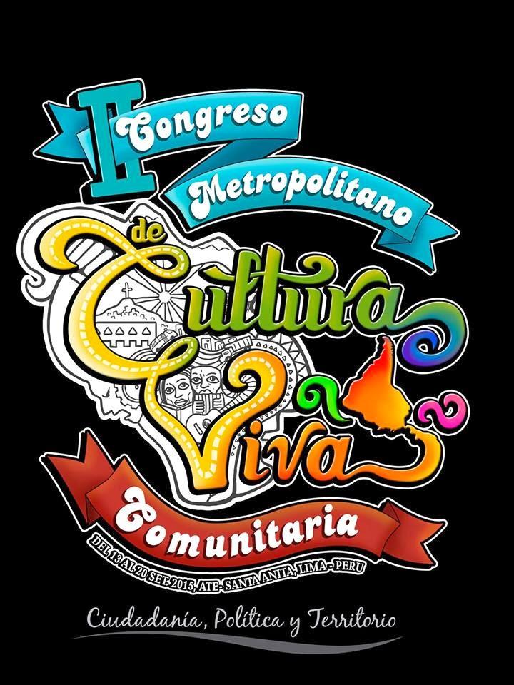 Segundo Congreso de Cultura Viva Comunitaria