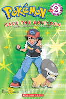 bookcover of Pokémon:  Save the Shieldon