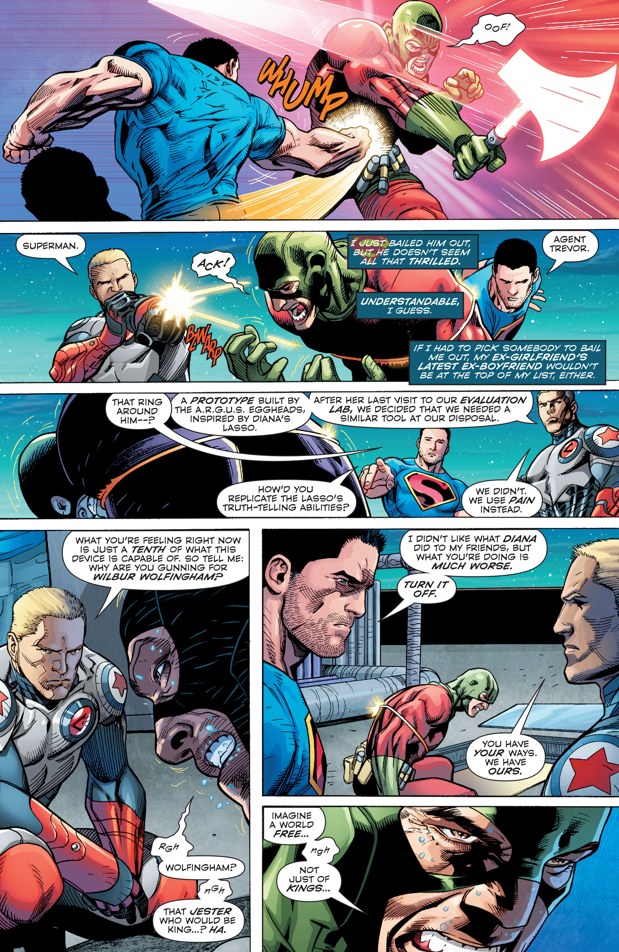 Read online Superman (2011) comic -  Issue #48 - 6