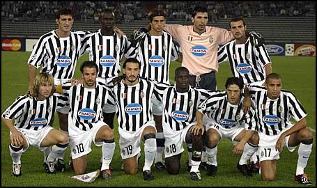 ANOTANDO FÚTBOL *: SELECCIONES IDEALES - 2003 Carlos Tevez Juventus