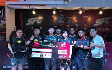 [CS:GO] SEAFIRE Championship 2019: Đánh bại ArkAngel, Maple lên ngôi vô địch sau màn thể hiện vô cùng thuyết phục