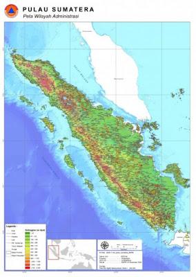 Pulau Suamtera Indonesia