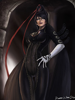 #37 Bayonetta Wallpaper