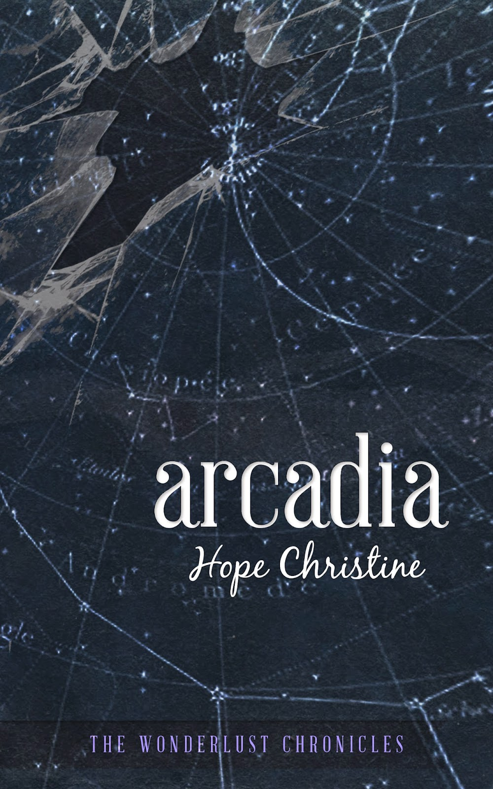 Release Blitz: Arcadia by Hope Christine