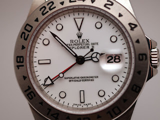 Hong Kong Watch Fever: How to tell a Rolex Explorer II is Fake