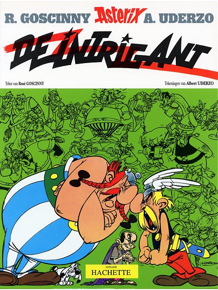 lijst asterix en obelix