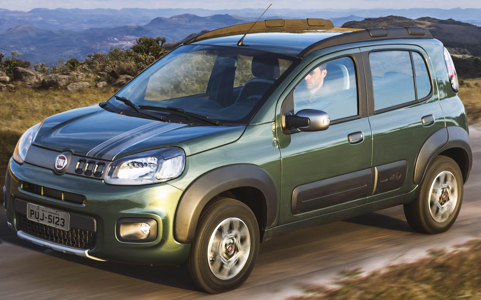 Fiat Uno - 2º carro mais vendido do Brasil