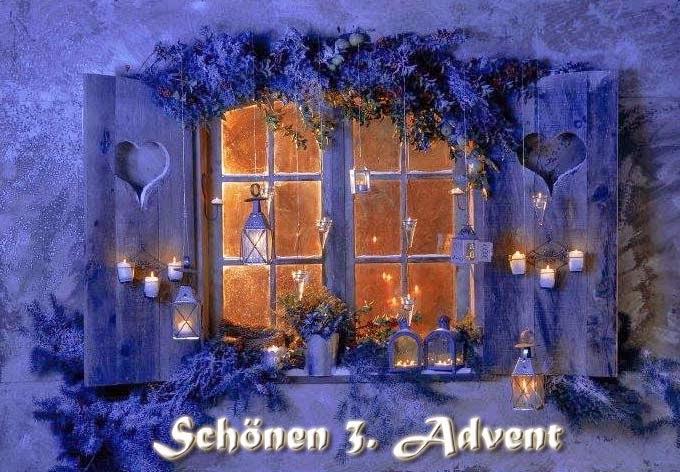 Schönen 3 Advent Video