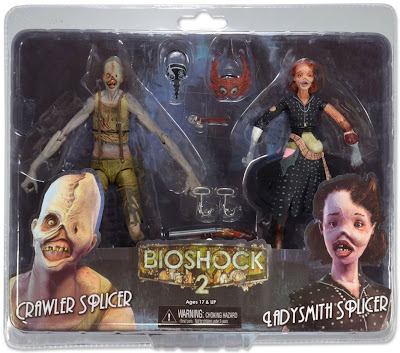 NECA Bioshock 2 Splicer 2-Pack Exclusive