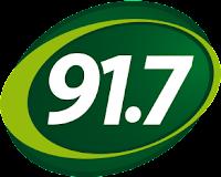 ouvir a Rádio Catve FM 91,7 Cascavel PR