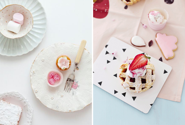 6 Food Styling Tips for Photography from Lesley Myrick, Interior Designer and Stylist. Great ideas for Instagram photos! Photo credits: Stijlbloem and Decor8 #photography #tips #Instagram