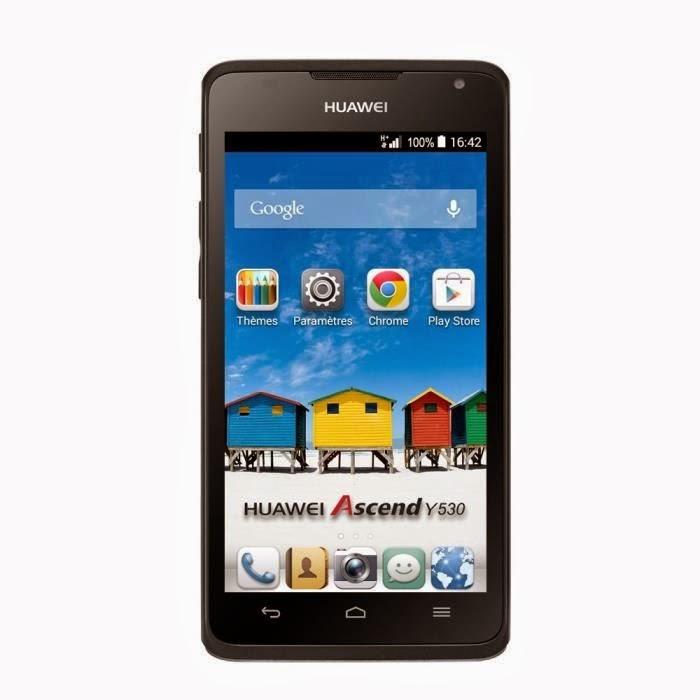 huawei ascend y530 noir comparatifs smartphone comparatif smartphones. Black Bedroom Furniture Sets. Home Design Ideas